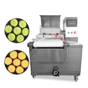 Stainless Steel Best Price biscuit Equipment Automatic Double Color Making Commercial Industrial Drop Cookie Machine
