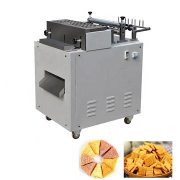 Crispy Rice/Bugle frying Snacks Processing Line Frying snacks line