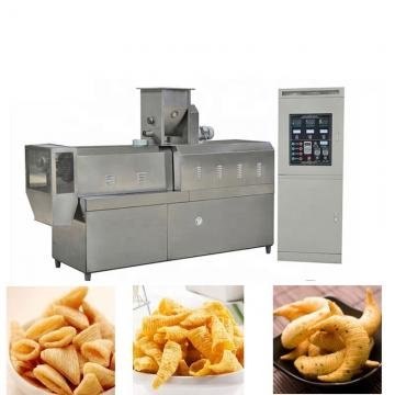 Industry Fried Wheat Flour Snack Making Machine/Crispy Chips/Bugles/Rice Crust Process Line
