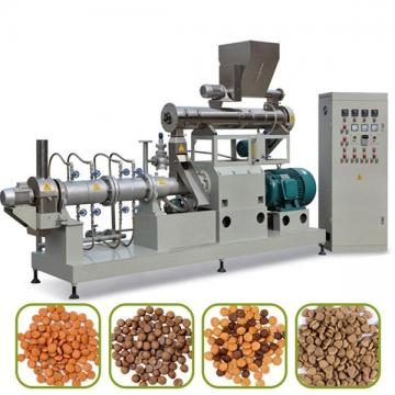 German Motor Dry Pet Fish Food Extruder Machine / Processing Line with CE approved