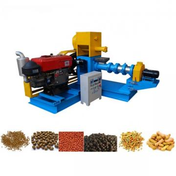Large Capacity Fish Pet Food Extruder Machine Production Line