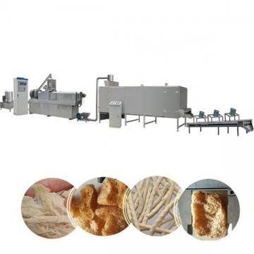 New type Tissue extruded textured soy protein machine /processing line in China manufacturer