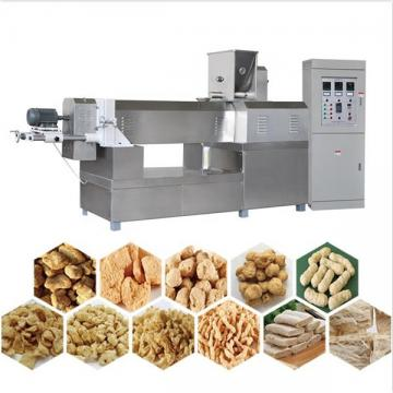 Advanced technology textured vegetarian soy protein machine processing line/Fibre soya protein extruder