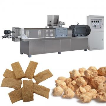 Automatic Soya Chunks Processing Machine Texture Soya Protein Machine