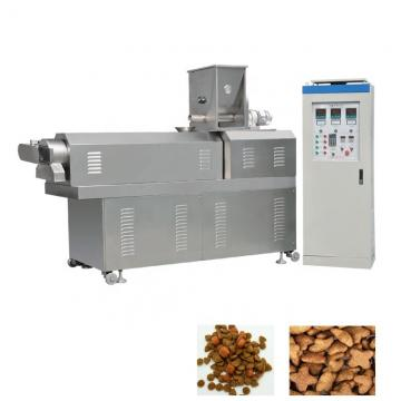 Multifunctional Dry Pet Dog Cat Food Animal Fish Birds Feed Pellet Extruder Processing Line