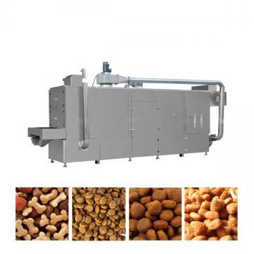 Pet Dog Pellet Pet Food Production Line High Performance Low Energy Consumption