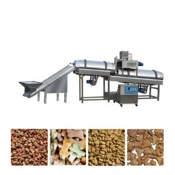 Full Automatic Large Output twin screw Extruder Pet Food Processing animal feed pellets Machine production line