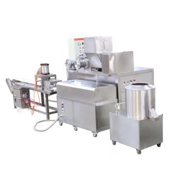 Hot Selling Prawn Cracker Frying Shrimp Cracker Machine Making Line