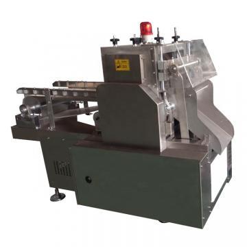 Factory Supply prawn chips make machine panipuri machine new condition prawn cracker machine