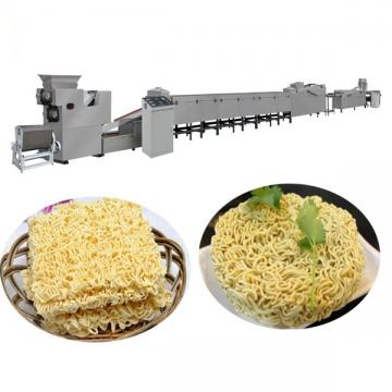 Small Fried Instant Noodle Making Machine