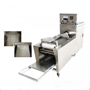 Chinese electric type non-fried dried instant noodle making machine