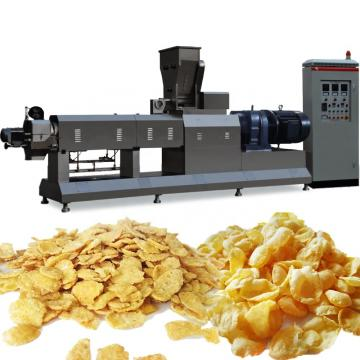 Fully Automatic snack extruder machine / Corn Flakes Production Line