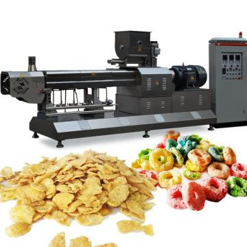 Industrial Ovens Baking/Instant Breakfast Cereal Machine/corn flakes production line