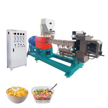 Corn flakes machine breakfast cereal production line corn flakes production line