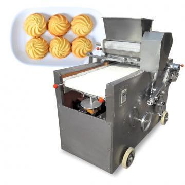 Automitics double color cookie machine/biscuit machine/rotary moulder cookie machine