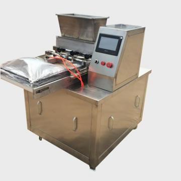 Cartoon biscuit making machine/double color cookies making machine for sale