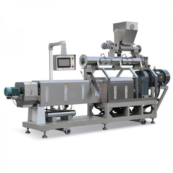 Automatic Pizza rolls/crispy shell processing line/ Fried Snack Food wheat Flour Bugles Chips Making Machine #1 image