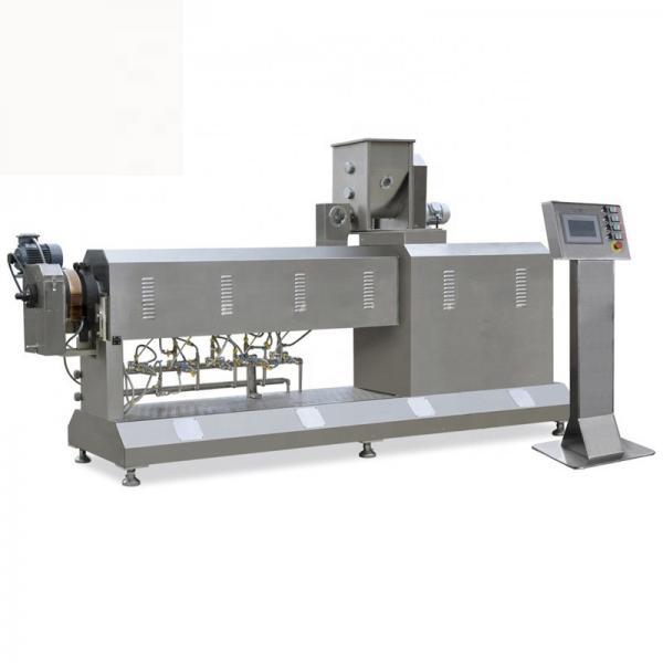 Crispy corn chips making equipments fried potatoes food machine extruder for crispy fries #2 image