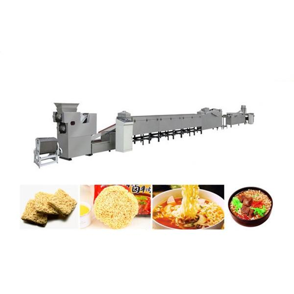 Fried instant noodle making machine/instant noodle production line/noodle production line #2 image