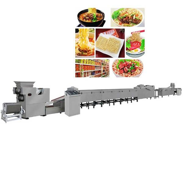 Fried instant noodle making machine/instant noodle production line/noodle production line #1 image
